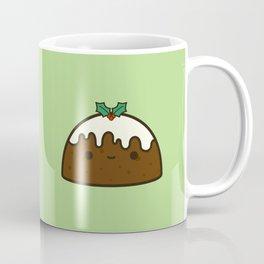 Cute Christmas pudding Coffee Mug