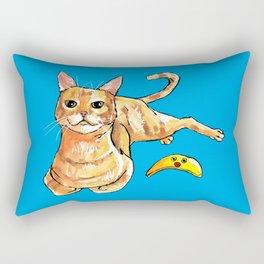 Little Man Rectangular Pillow