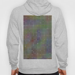 colored tiles Hoody