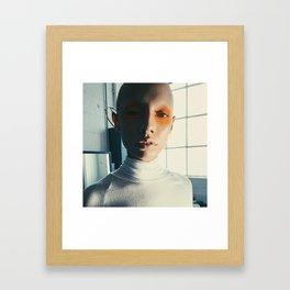 Jazzelle. Framed Art Print