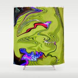 Geoff Bird Shower Curtain