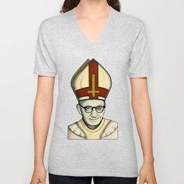 Pope Joey Smallwood Unisex V-Neck