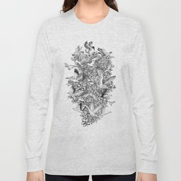 Blooming Flight Long Sleeve T-shirt