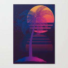Sunset Dreams Canvas Print