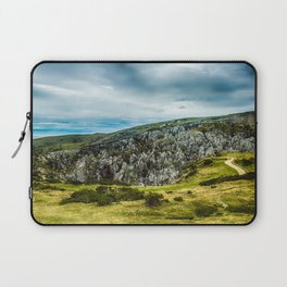 Cantabrian Mountains Laptop Sleeve