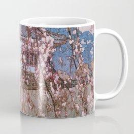Cherry Blossoms 8scenes, Hirosaki Castle - Digital Remastered Edition Coffee Mug
