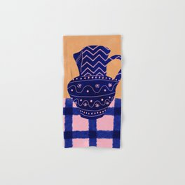 Pottery Hand & Bath Towel
