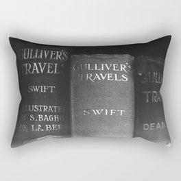 Travel with us Rectangular Pillow