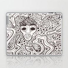 Nothing Scares Me These Days Laptop & iPad Skin
