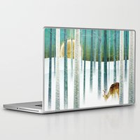 Laptop Skins featuring last morning (complete?) by Polkip