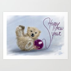 good year Art Print