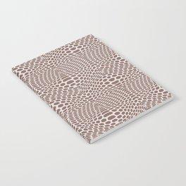 Giraffe Lace Notebook