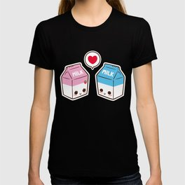 Milks in love T-shirt