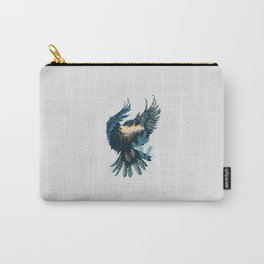 Forest Falcon Carry-All Pouch
