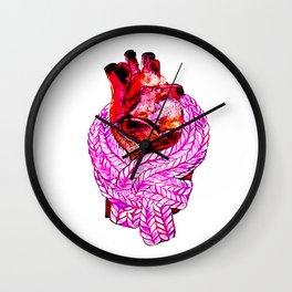 warm my heart... Wall Clock
