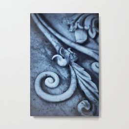 Stone Carving 1 Metal Print