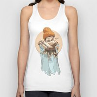 swag Tank Tops featuring Swag boy by ArDem