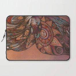 Magic Butterfly Wings Laptop Sleeve