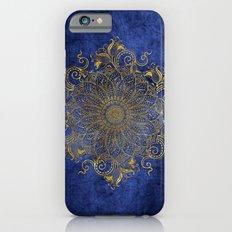 Mandala - Dark ocean Slim Case iPhone 6s
