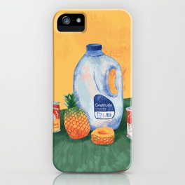 Meals For Success iPhone Case