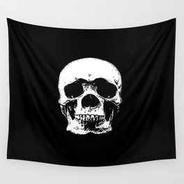 Deaths head Wall Tapestry