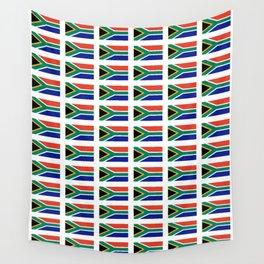 flag south africa 2,  African,Afrikaans,Mandela,apartheid, Johannesburg,Soweto,Pretoria,Durban,Tembi Wall Tapestry