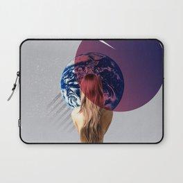 Lady Earth Laptop Sleeve