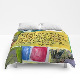 Paint Comforters