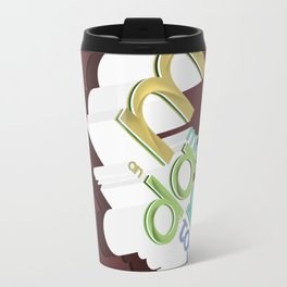 Mandamientos Travel Mug