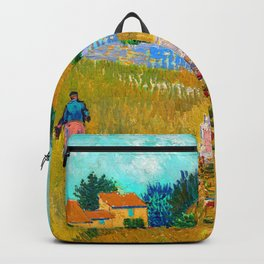 FARMHOUSE IN PROVENCE Backpack