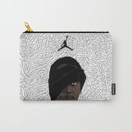 SKI MASK J Carry-All Pouch
