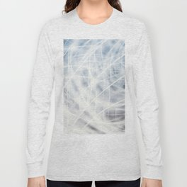 Fragmented Facets Long Sleeve T-shirt