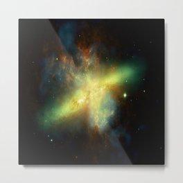 Galaxy : Messier 82 Metal Print