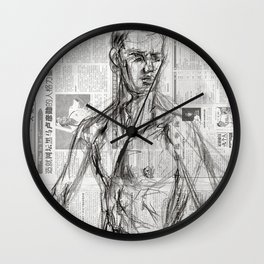 Relaxed Wall Clock