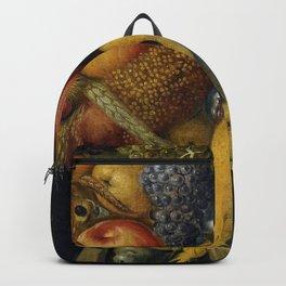 "Giuseppe Arcimboldo ""Four seasons - Autumn"" Backpack"