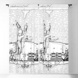 Submarine Patent 1884 Blackout Curtain