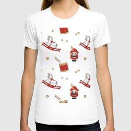 Nut cracker T-shirt