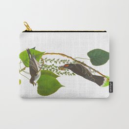 Tyrant Fly-catcher Bird Carry-All Pouch