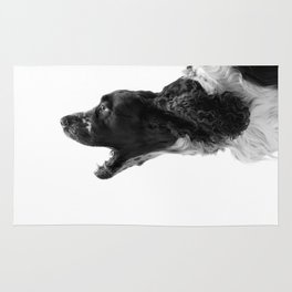 Cocker Spaniel Dog Rug