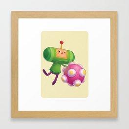 The Prince Framed Art Print