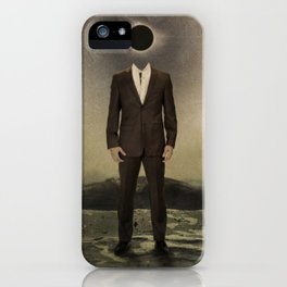Eclipse iPhone Case