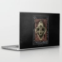 alchemy Laptop & iPad Skins featuring Alchemy 1800 by Dark Room