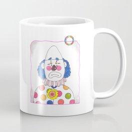 Clown with Ring Coffee Mug