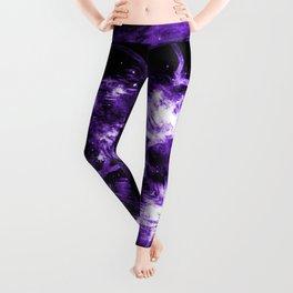 Purple Aura Leggings