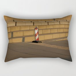Golden hour in the Hague Rectangular Pillow