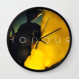 Honour Wall Clock