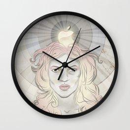 Judgment of Paris Wall Clock