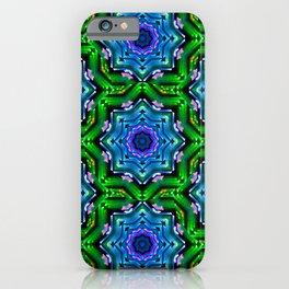 earth kaleidoscope iPhone Case