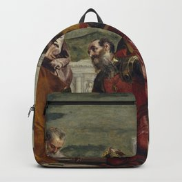 Paolo Veronese - Christ and the Centurion Backpack