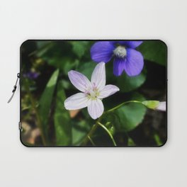 Spring Beauty 11 Laptop Sleeve